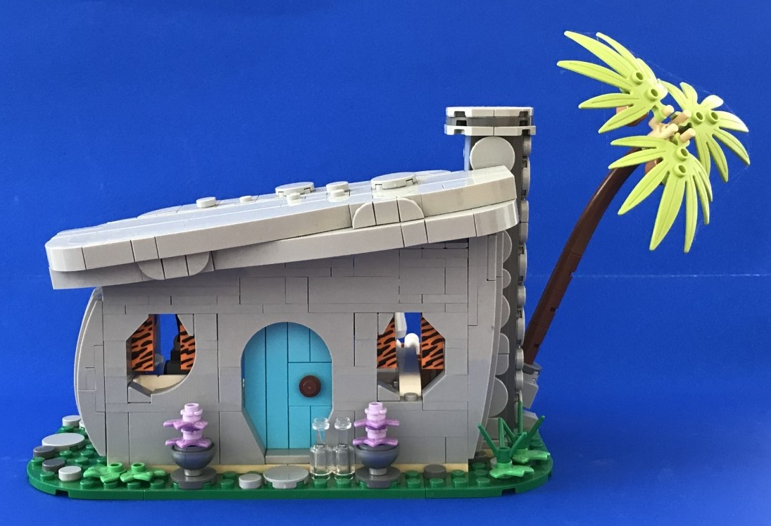 FLINTSTONE hOUSE cropped